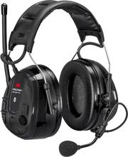 3M Peltor WS Alert XP Hörselskydd Bluetooth med hjässbygel