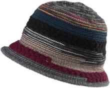 Klockformad hatt från Peter Hahn mångfärgad