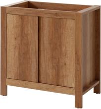 Tvättställsskåp Classic Oak 821 - 80 cm