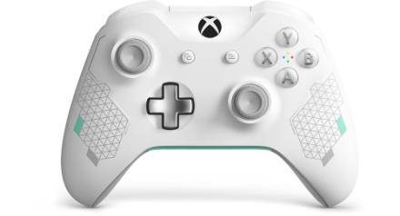 Xbox One Wireless Controller Sports White Special Edition