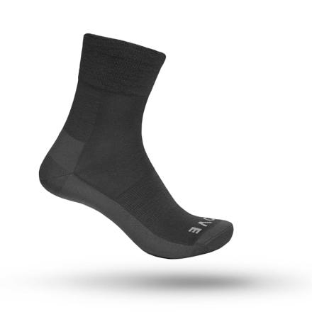 GripGrab Merino Lightweight SL Sock Unisex Träningsstrumpor Grå 44-47