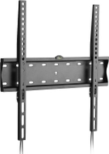 WHS105 - Wall mount black for audio/video WHS105