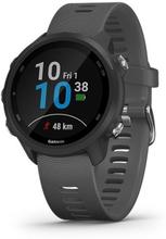 Garmin Forerunner 245 GPS Armbanduhr mit Herzfrequenzmessung - Schiefer (010-02120-45) (Unterstützung EU-Sprachen)