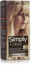 Mellor & Russell Simply Colour 9.0 Natural Light Blonde 1 st