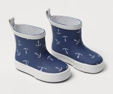 H & M - Kumisaappaat - Sininen