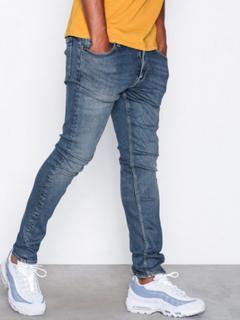Tiger Of Sweden Jeans Evolve Jeans Jeans Denim blå