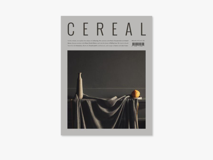 Cereal - Vol 16 AW18/19