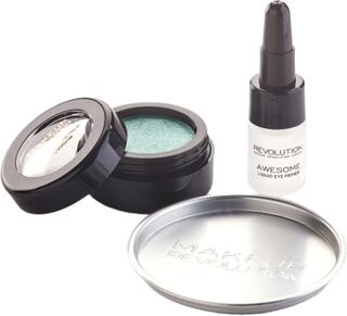 Awesome Metals Eye Foils, Makeup Revolution Ögonskugga