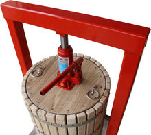 Hydraulisk fruktpress 50 liter - Apple Press Ltd