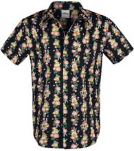 Minions - Aloha Buddies -Kortermet skjorte - flerfarget