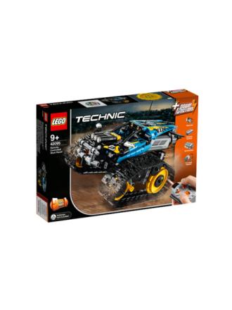 Technic 42095 Fjernbetjent stunt-racerbil - Proshop
