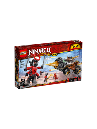 Ninjago 70669 Coles jordbor - Proshop