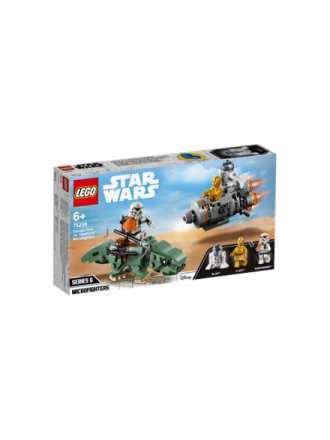 Star Wars 75228 Redningskapsel mod dewback™ Microfighters - Proshop