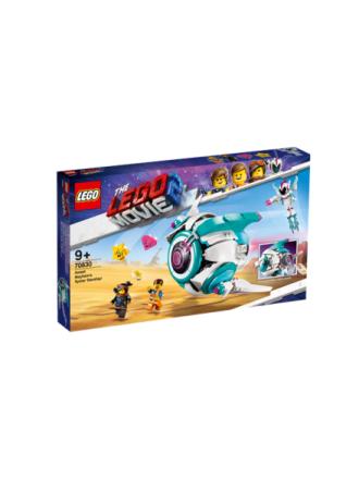 Lego Movie 70830 Kandis Kaos' Søstar-rumskib! - Proshop