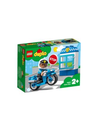 DUPLO 10900 Politimotorcykel - Proshop