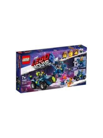 Lego Movie 70826 Rex's Rex-treme offroader! - Proshop