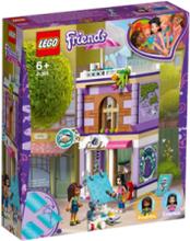 Friends 41365 Emmas ateljé