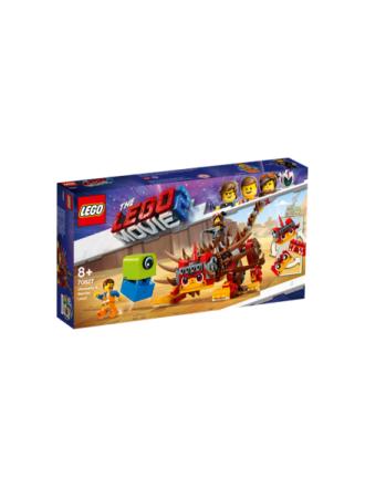 Lego Movie 70827 UltraKat og kriger-Lucy! - Proshop