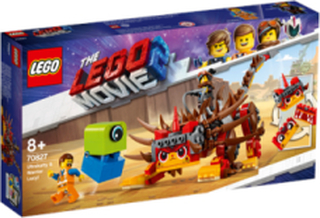 Lego Movie 70827 UltraKat og kriger-Lucy!