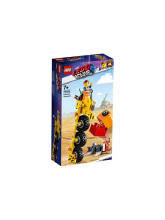 Lego Movie 70823 Emmets trehjuler! - Proshop