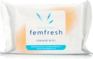 Femfresh Feminine - Intime renseservietter - 15 stk.