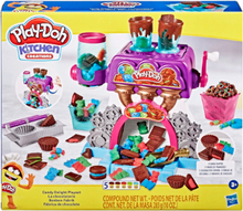 Play-Doh Candy Delight Leksaksset