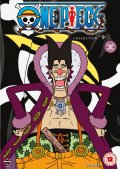 One Piece (Uncut) - Collection 9 (Tuonti)