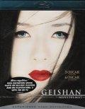 Geishan muistelmat (Blu-ray)