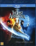 The Last Airbender (Blu-ray + DVD)
