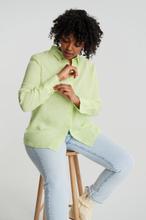 Kimberly linen shirt