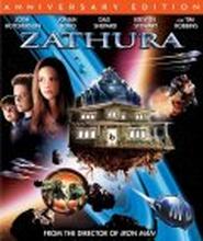 Zathura - Avaruusseikkailu 10th Anniversary Edition (Blu-ray)
