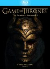 Game of Thrones - Kaudet 1-5 (Blu-ray)