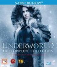 Underworld 1-5 Box (Blu-ray)