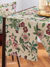 Tischläufer ca. 40x100 cm Hossner mehrfarbig