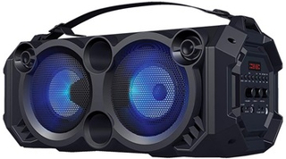 Rebeltec SoundBox 460 Bluetooth-højtaler med RGB - 40W RMS - 4000mAh