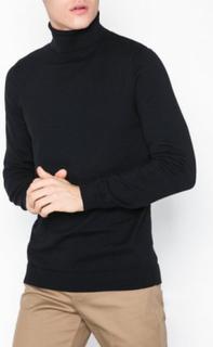 New Look Smart Roll Neck New Tröjor Black