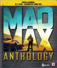 Mad Max - Anthology (Blu-ray)