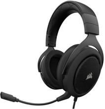 Corsair HS50 Stereo Gaming Headset - Kohlenstoff