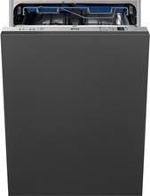 Smeg STL66337LDE diskmaskin, silver