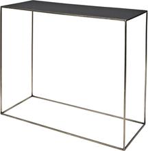 Broste Copenhagen - Freja Bord 40x100x80 cm Svart/stål
