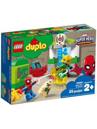 DUPLO 10893 Spider-Man mod Electro - Proshop