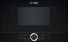 Bosch Bfl634gb1 Serie 8 Innebygd Mikrobølgeovn - Svart