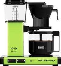 MoccaMaster - Kaffebrygger KBGC982AO Green
