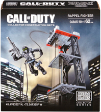 Mega Bloks - Call Of Duty - Ghosts Rappel Fighter, 62 pc