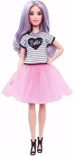 Barbie - Fashionista Doll (DVX76) - Pink Tulle Skirt