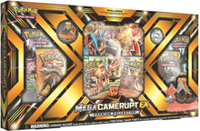 Pokemon - TCG Mega Camerupt EX