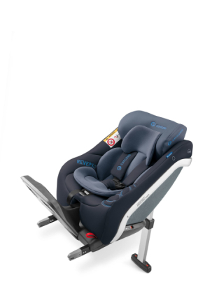 Concord - Reverso PLUS Car Seat (0-23 kg) - Deep Water Blue