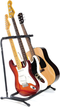 Fender - Multi-Stand - For 3 Guitars Or Bass