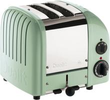 Dualit - Classic Brødrister 2 skiver Mintgrønn