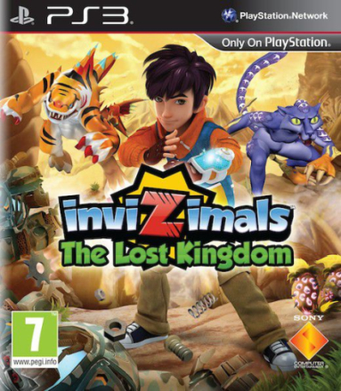 Invizimals: The Lost Kingdom /PlayStation 3